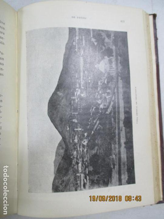 Libros antiguos: LA VILLA IMPERIAL DE POTOSÍ. BROCHA GORDA, JULIO L. JAIMES. BUENOS AIRES. 1905. NUMEROSOS RETRATOS - Foto 6 - 133693738