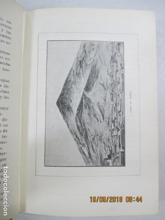 Libros antiguos: LA VILLA IMPERIAL DE POTOSÍ. BROCHA GORDA, JULIO L. JAIMES. BUENOS AIRES. 1905. NUMEROSOS RETRATOS - Foto 9 - 133693738
