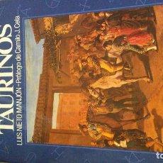 Livres anciens: DICCIONARIO ILUSTRADO DE TERMINOS TAURINOS. Lote 133712294
