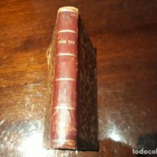 Libros antiguos: TOM TIT - LA SCIENCE AMUSANTE. 100 EXPERIENCES. PARIS V.P LAROUSSE ET CIE . EDITEURS . 1890. Lote 133729706