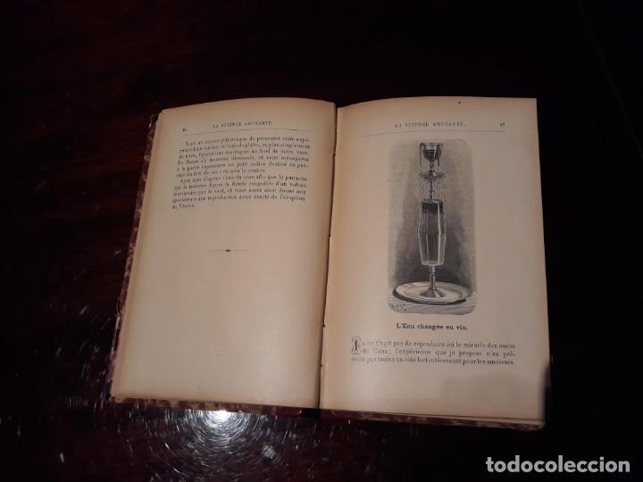 Libros antiguos: TOM TIT - LA SCIENCE AMUSANTE. 100 EXPERIENCES. PARIS V.P LAROUSSE ET CIE . EDITEURS . 1890 - Foto 3 - 133729706
