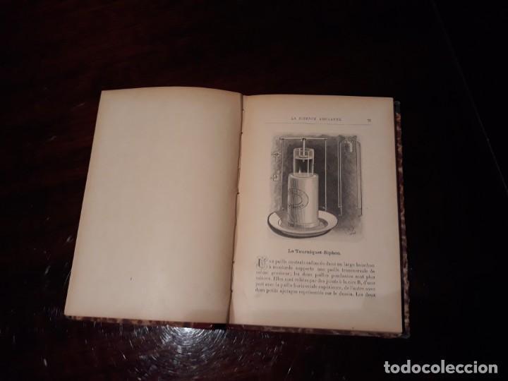 Libros antiguos: TOM TIT - LA SCIENCE AMUSANTE. 100 EXPERIENCES. PARIS V.P LAROUSSE ET CIE . EDITEURS . 1890 - Foto 4 - 133729706