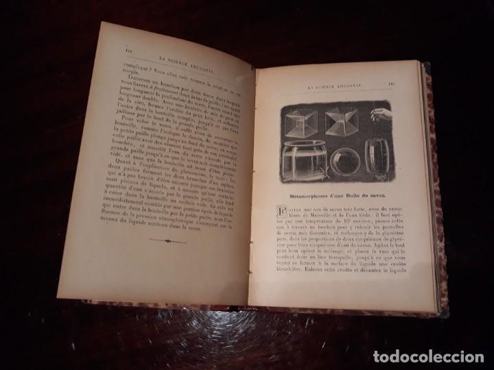 Libros antiguos: TOM TIT - LA SCIENCE AMUSANTE. 100 EXPERIENCES. PARIS V.P LAROUSSE ET CIE . EDITEURS . 1890 - Foto 5 - 133729706