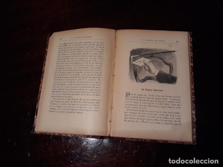 Libros antiguos: TOM TIT - LA SCIENCE AMUSANTE. 100 EXPERIENCES. PARIS V.P LAROUSSE ET CIE . EDITEURS . 1890 - Foto 6 - 133729706