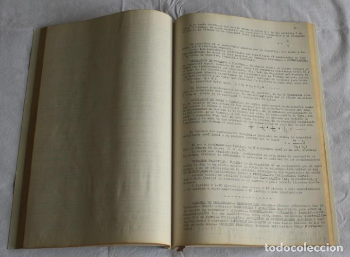 Libros antiguos: Contestaciones al programa de Nociones de Contabilidad - Electricidad elemental - Telegrafos - Foto 2 - 133851346