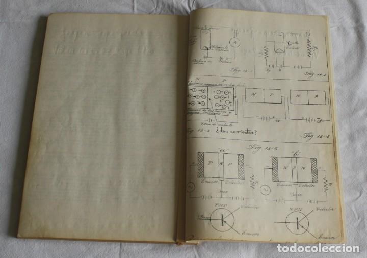 Libros antiguos: Contestaciones al programa de Nociones de Contabilidad - Electricidad elemental - Telegrafos - Foto 3 - 133851346