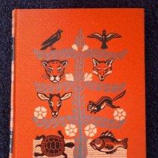Libros antiguos: EL MUNDO DE LOS NIÑOS - TOMO 9 - ANIMALES Y PLANTAS - ED. SALVAT - 1960. Lote 134009126