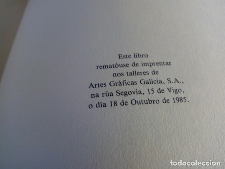 Libros antiguos: Viaxe ó país dos contos e da poesía Pura e Dora Vázquez Caixa Ourense - Foto 5 - 134024686