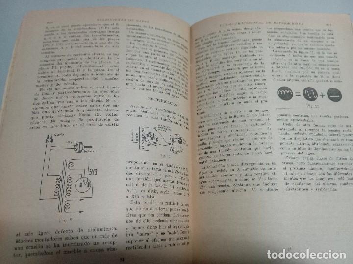 Libros antiguos: Revista Selecciones de radio n21 - Foto 4 - 134076866