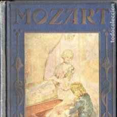 Libros antiguos: ARALUCE : MOZART (1936) ILUSTRADO POR SEGRELLES. Lote 134081329