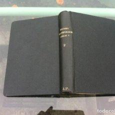 Libros antiguos: FRAY PRUDENCIO DE SANDOVAL. HISTORIA DEL EMPERADOR CARLOS V... (TOMO 2) 1846, MADOZ Y L. SAGASTI.. Lote 134092166