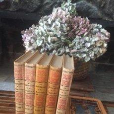 Libros antiguos: EL HOMBRE Y LA TIERRA. Lote 99544055