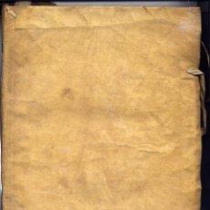Libros antiguos: DECRETOS HECHOS POR ESTA MUY NOBLE Y MUY LEAL PROVINCIA DE ÁLAVA EN SUS JUNTAS GENERALES... 1804.. Lote 134165706