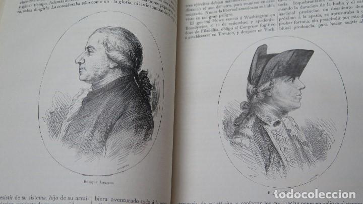 Libros antiguos: 1885.- HISTORIA BIOGRAFICA DE LOS PRESIDENTES DE LOS ESTADOS UNIDOS. LEOPOLDO DE VERNEUILL. MONTANER - Foto 3 - 134181438