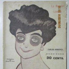 Libros antiguos: LA NOVELA CÓMICA. QUE VIENE MI MARIDO. AÑO III. MADRID 1918. NÚMERO 129. CARLOS ARNICHES. Lote 134194170