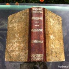 Livros antigos: RAFAEL DEL CASTILLO. EL HONOR DE ESPAÑA. EPISODIOS DE LA GUERRA DE MARRUECOS. 1860. ED. BALDRICH.... Lote 134201722