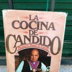 Libros antiguos: RECETAS DE COCINA, CANDIDO, 1980. Lote 134456178