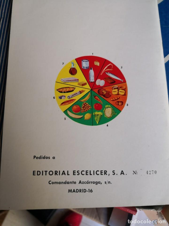 Libros antiguos: ¿COMO ALIMENTAR MEJOR A MI FAMILIA?. CONSEJOS DE ECONOMÍA DOMESTICA. 1967 CONSUELO LÓPEZ NOMDEDEU - Foto 2 - 134611410