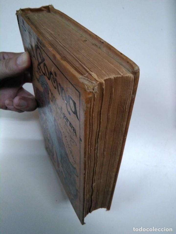 Libros antiguos: La cocina moderna perfeccionada. Saenz de Jubera. Principios siglo XX. 1900 aprox - Foto 8 - 134638818