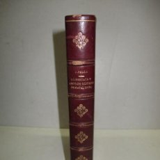 Libros antiguos: LLIBERTATS Y ANTICH GOVERN DE CATALUNYA. CONFERENCIAS. - PELLA Y FORGAS, JOSEPH. 1905.. Lote 123228034
