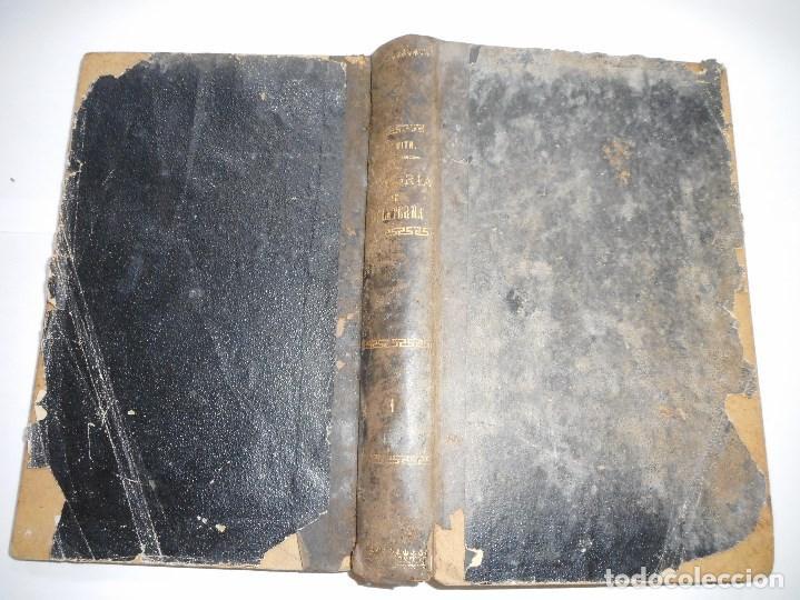 OLIVERIO GOLDSMITH HISTORIA DE INGLATERRA (2 TOMOS) Y90329 (Libros Antiguos, Raros y Curiosos - Historia - Otros)