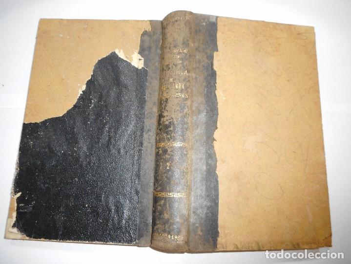 Libros antiguos: OLIVERIO GOLDSMITH Historia de Inglaterra (2 tomos) Y90329 - Foto 2 - 134757190