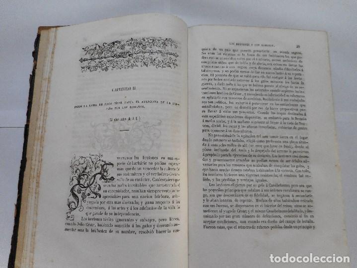 Libros antiguos: OLIVERIO GOLDSMITH Historia de Inglaterra (2 tomos) Y90329 - Foto 4 - 134757190