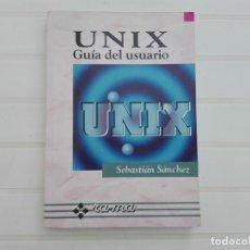 Libros antiguos: UNIX. Lote 134791030