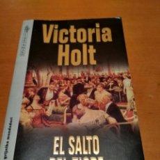 Libros antiguos: EL SALTO DEL TIGRE . Lote 134798738