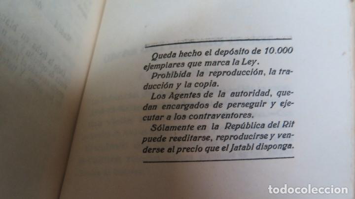 Libros antiguos: MUY RARO ! 1922.- EL SEÑOR FELICIANO EN LA REPUBLICA DEL RIF. ILUSTRACIONES NIQUITO - Foto 3 - 134859582