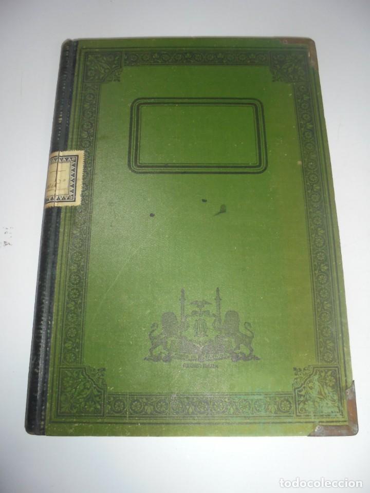 Libros antiguos: CADIZ. ASOCIACION GADITANA DE LA CARIDAD. LOTE DE 5 LIBROS DE CUENTAS. LEER DESCRIPCION. VER - Foto 2 - 135091078