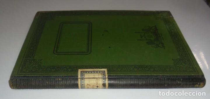 Libros antiguos: CADIZ. ASOCIACION GADITANA DE LA CARIDAD. LOTE DE 5 LIBROS DE CUENTAS. LEER DESCRIPCION. VER - Foto 3 - 135091078