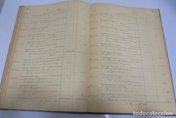 Libros antiguos: CADIZ. ASOCIACION GADITANA DE LA CARIDAD. LOTE DE 5 LIBROS DE CUENTAS. LEER DESCRIPCION. VER - Foto 18 - 135091078