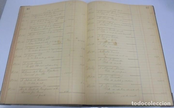 Libros antiguos: CADIZ. ASOCIACION GADITANA DE LA CARIDAD. LOTE DE 5 LIBROS DE CUENTAS. LEER DESCRIPCION. VER - Foto 19 - 135091078