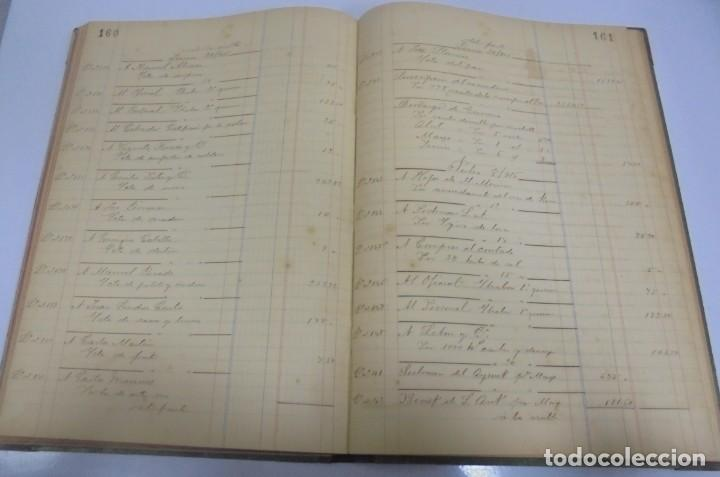 Libros antiguos: CADIZ. ASOCIACION GADITANA DE LA CARIDAD. LOTE DE 5 LIBROS DE CUENTAS. LEER DESCRIPCION. VER - Foto 22 - 135091078