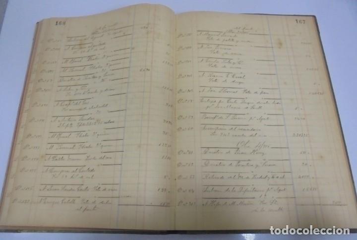 Libros antiguos: CADIZ. ASOCIACION GADITANA DE LA CARIDAD. LOTE DE 5 LIBROS DE CUENTAS. LEER DESCRIPCION. VER - Foto 23 - 135091078