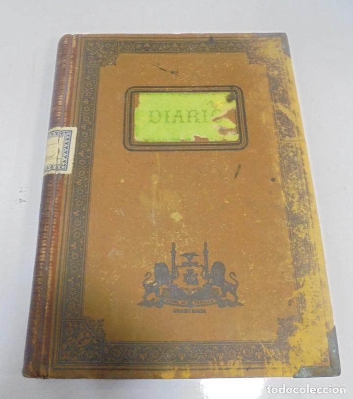 Libros antiguos: CADIZ. ASOCIACION GADITANA DE LA CARIDAD. LOTE DE 5 LIBROS DE CUENTAS. LEER DESCRIPCION. VER - Foto 26 - 135091078