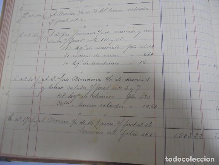 Libros antiguos: CADIZ. ASOCIACION GADITANA DE LA CARIDAD. LOTE DE 5 LIBROS DE CUENTAS. LEER DESCRIPCION. VER - Foto 37 - 135091078