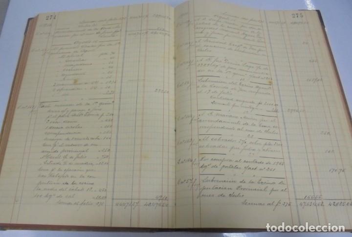 Libros antiguos: CADIZ. ASOCIACION GADITANA DE LA CARIDAD. LOTE DE 5 LIBROS DE CUENTAS. LEER DESCRIPCION. VER - Foto 40 - 135091078