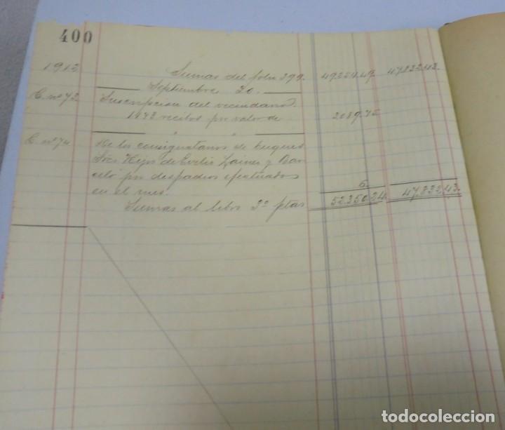 Libros antiguos: CADIZ. ASOCIACION GADITANA DE LA CARIDAD. LOTE DE 5 LIBROS DE CUENTAS. LEER DESCRIPCION. VER - Foto 44 - 135091078