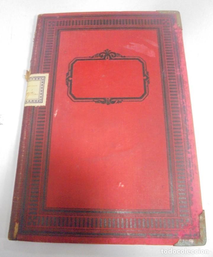 Libros antiguos: CADIZ. ASOCIACION GADITANA DE LA CARIDAD. LOTE DE 5 LIBROS DE CUENTAS. LEER DESCRIPCION. VER - Foto 45 - 135091078