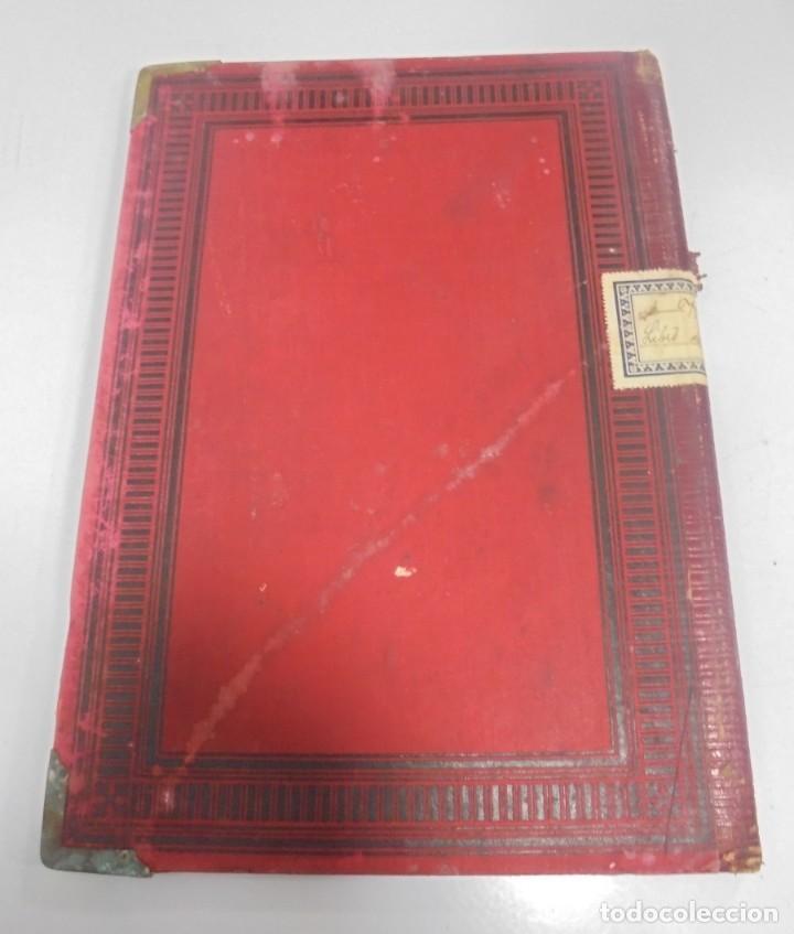Libros antiguos: CADIZ. ASOCIACION GADITANA DE LA CARIDAD. LOTE DE 5 LIBROS DE CUENTAS. LEER DESCRIPCION. VER - Foto 47 - 135091078