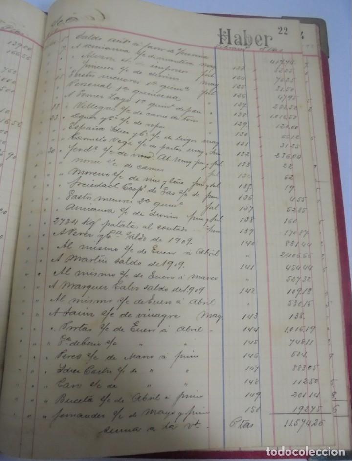Libros antiguos: CADIZ. ASOCIACION GADITANA DE LA CARIDAD. LOTE DE 5 LIBROS DE CUENTAS. LEER DESCRIPCION. VER - Foto 51 - 135091078