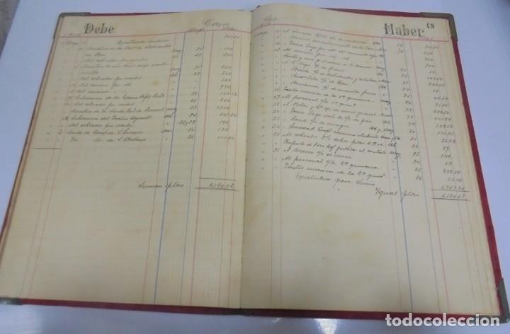 Libros antiguos: CADIZ. ASOCIACION GADITANA DE LA CARIDAD. LOTE DE 5 LIBROS DE CUENTAS. LEER DESCRIPCION. VER - Foto 56 - 135091078