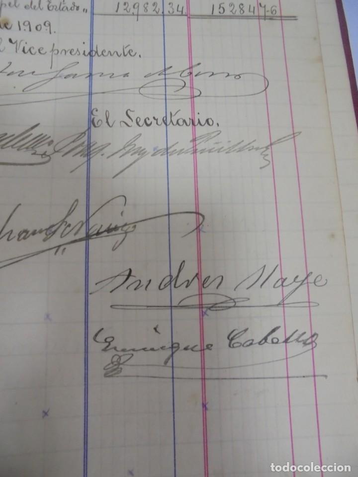 Libros antiguos: CADIZ. ASOCIACION GADITANA DE LA CARIDAD. LOTE DE 5 LIBROS DE CUENTAS. LEER DESCRIPCION. VER - Foto 72 - 135091078