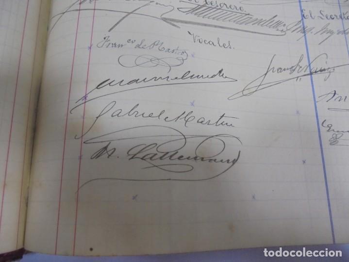 Libros antiguos: CADIZ. ASOCIACION GADITANA DE LA CARIDAD. LOTE DE 5 LIBROS DE CUENTAS. LEER DESCRIPCION. VER - Foto 73 - 135091078