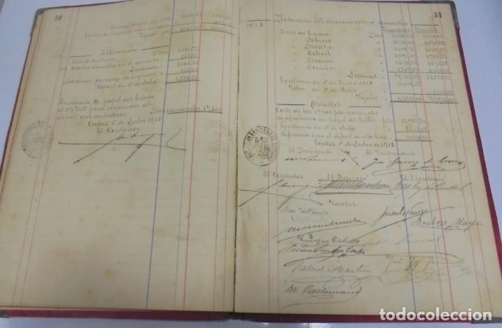 Libros antiguos: CADIZ. ASOCIACION GADITANA DE LA CARIDAD. LOTE DE 5 LIBROS DE CUENTAS. LEER DESCRIPCION. VER - Foto 82 - 135091078