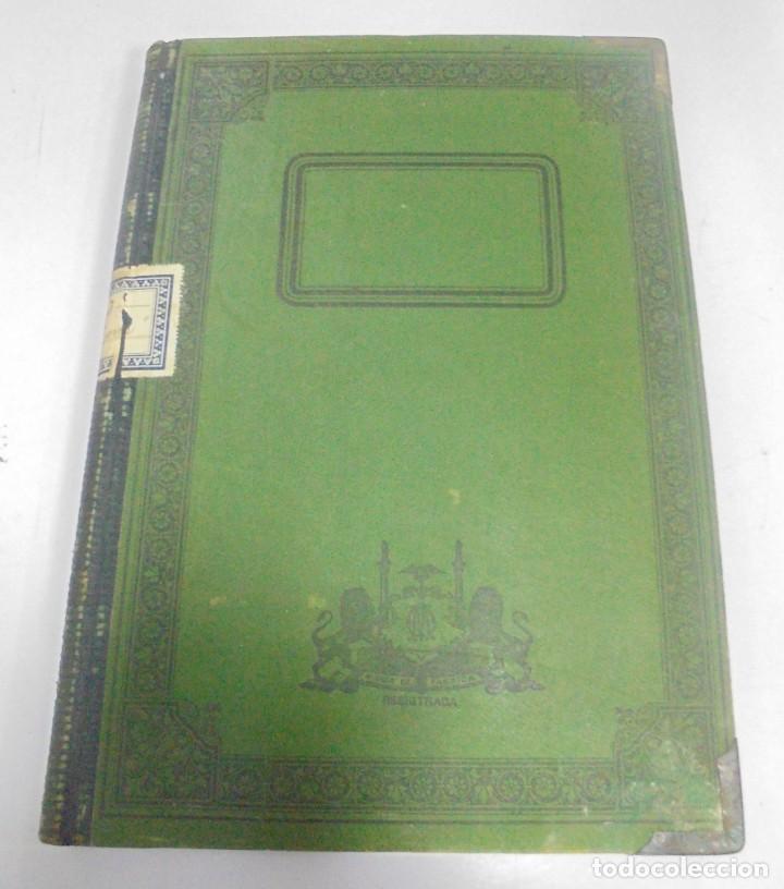Libros antiguos: CADIZ. ASOCIACION GADITANA DE LA CARIDAD. LOTE DE 5 LIBROS DE CUENTAS. LEER DESCRIPCION. VER - Foto 95 - 135091078