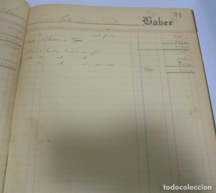 Libros antiguos: CADIZ. ASOCIACION GADITANA DE LA CARIDAD. LOTE DE 5 LIBROS DE CUENTAS. LEER DESCRIPCION. VER - Foto 103 - 135091078