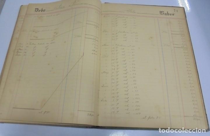 Libros antiguos: CADIZ. ASOCIACION GADITANA DE LA CARIDAD. LOTE DE 5 LIBROS DE CUENTAS. LEER DESCRIPCION. VER - Foto 106 - 135091078